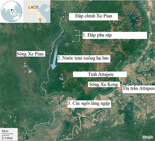 Chiến lược trở thành 'ắc quy châu Á' bằng thủy điện của Lào